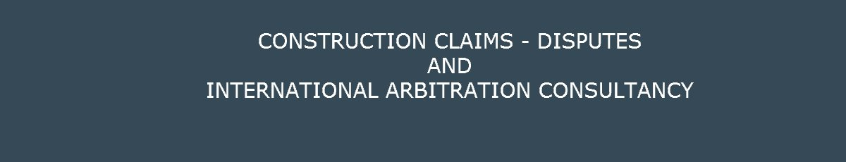 Construction Disputes and Arbitration